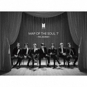 BTS MAP OF THE SOUL : 7 ~ THE JOURNEY ~ [CD+Blu-ra...