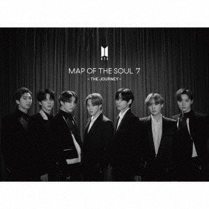 BTS MAP OF THE SOUL : 7 ~ THE JOURNEY ~ [CD+ブックレット...