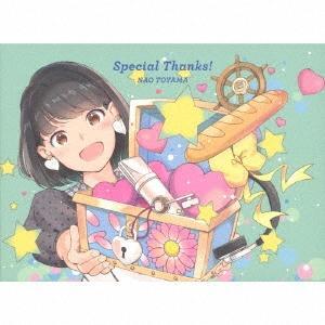 東山奈央 Special Thanks! [3CD+スペシャルブック]<初回限定盤/アニバーサリース...