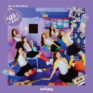 Weeekly We are: 1st Mini Album CD ※特典あり