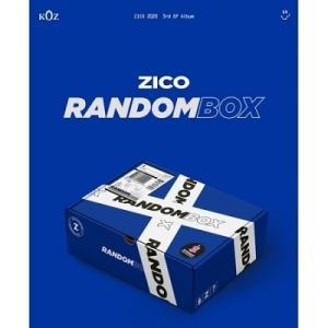 Zico Random Box: 3rd Mini Album CD
