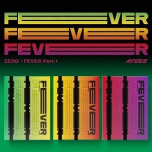 ATEEZ Zero: Fever Part.1: 5th Mini Album (ランダムバージョン) CDの画像