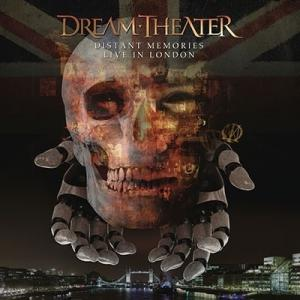 Dream Theater Distant Memories - Live In London (S...