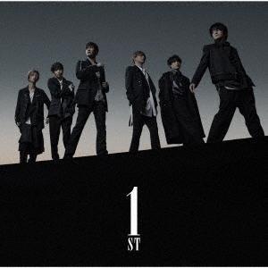 SixTONES 1ST<通常盤> CDの画像