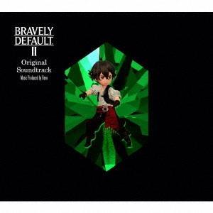 BRAVELY DEFAULT II Original Soundtrack<初回生産限定盤> CD