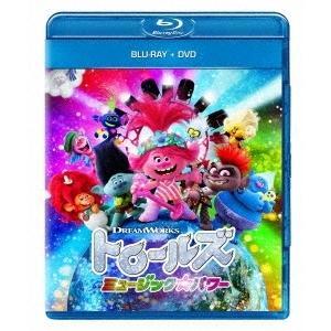 トロールズ ミュージック・パワー [Blu-ray Disc+DVD] Blu-ray Disc|タワーレコード PayPayモール店