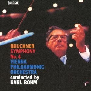 カール・ベーム ブルックナー: 交響曲第3番・第4番《ロマンティック》<タワーレコード限定> SAC...