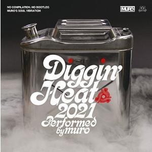 MURO Diggin' Heat 2021 performed by MURO<タワーレコード限定> CD|タワーレコード PayPayモール店