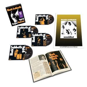 Black Sabbath ブラック・サバス4【スーパー・デラックス・エディション】 [4CD+ハー...
