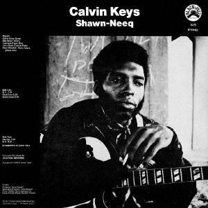 Calvin Keys ショーン・ニーク LP