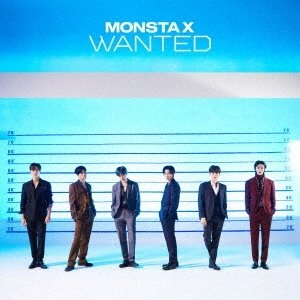 MONSTA X WANTED [CD+LPサイズジャケット]<初回限定盤B> 12cmCD Sin...