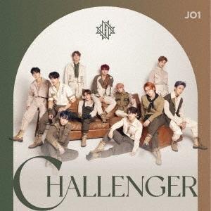 JO1 CHALLENGER [CD+DVD]<初回限定盤A> 12cmCD Single