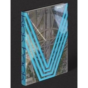 WayV Kick Back: 3rd Mini Album (Stranger Ver.) CD
