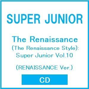 SUPER JUNIOR The Renaissance (The Renaissance Styl...