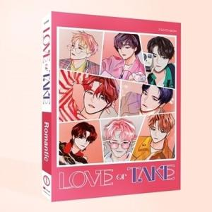 PENTAGON LOVE or TAKE: 11th Mini Album (ROMANTIC V...