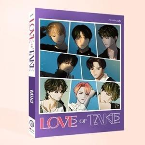 PENTAGON LOVE or TAKE: 11th Mini Album (MILD VER.)...