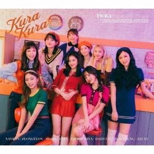 TWICE Kura Kura [CD+DVD]<初回限定盤A> 12cmCD Single|タワーレコード PayPayモール店