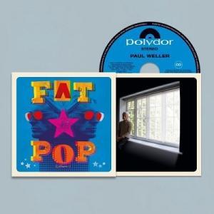 Paul Weller Fat Pop CDの画像