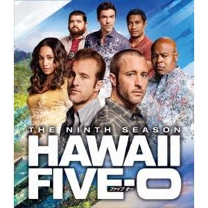 HAWAII FIVE-0 シーズン9 <トク選BOX> DVD