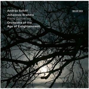 アンドラーシュ・シフ ブラームス: ピアノ協奏曲第1番&第2番 CD タワーレコード PayPayモール店