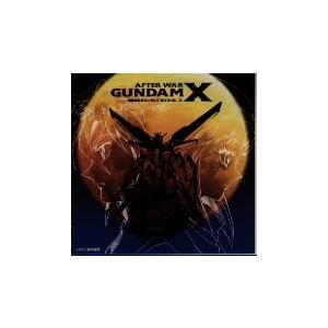 Original Soundtrack 機動新世紀ガンダムX SIDE.2 CD