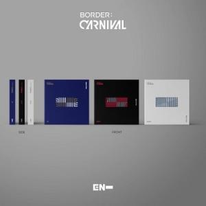 ENHYPEN Border: Carnival: 2nd Mini Album (ランダムバージョン) CDの画像