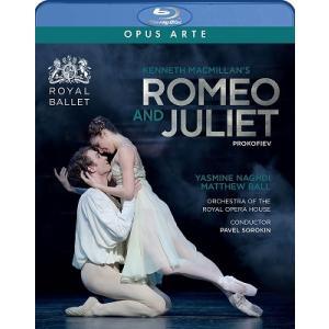 英国ロイヤル・バレエ バレエ《ロミオとジュリエット》 Blu-ray Disc