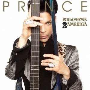 Prince ウェルカム・2・アメリカ 【通常盤】(CDのみ)<初回仕様限定> Blu-spec CD2 ※特典あり|タワーレコード PayPayモール店