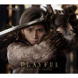 KOICHI DOMOTO PLAYFUL [CD+Blu-ray Disc+ブックレット+折りポスター]<初回盤A> CD ※特典あり|タワーレコード PayPayモール店