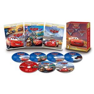 カーズ MovieNEX 3ムービー・コレクション [4Blu-ray Disc+3DVD]<期間限定版> Blu-ray Disc|タワーレコード PayPayモール店
