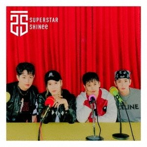 SHINee SUPERSTAR [CD+撮り下ろしPHOTOBOOKLET]<通常盤・初回プレス> CDの画像