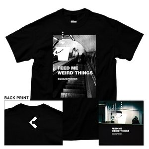 Squarepusher Feed Me Weird Things [UHQCD+Tシャツ(L)]<...