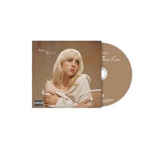 Billie Eilish Happier Than Ever (Standard CD) CD|タワーレコード PayPayモール店