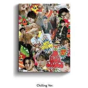 NCT DREAM Hot Sauce: NCT DREAM Vol. 1 (Photo Book Ver.) (Chilling Ver.) CD ※特典あり|タワーレコード PayPayモール店