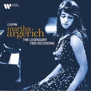マルタ・アルゲリッチ 幻のショパン・レコーディング (2021年リマスター) CD