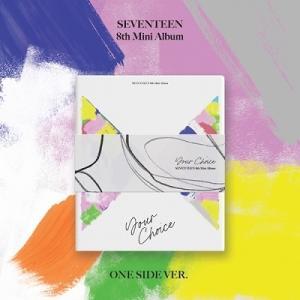 SEVENTEEN Your Choice [CD+Photo Book+Lyric Book]<ONE SIDE Ver.> CD ※特典あり|タワーレコード PayPayモール店