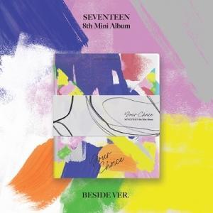 SEVENTEEN Your Choice [CD+Photo Book+Lyric Book]<BESIDE Ver.> CD ※特典あり|タワーレコード PayPayモール店