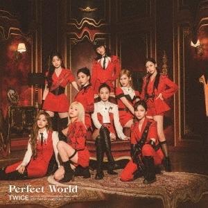 TWICE Perfect World<通常盤/初回限定仕様> CDの画像