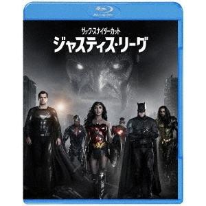 ジャスティス・リーグ:ザック・スナイダーカット<通常版> Blu-ray Disc