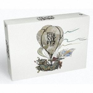 Kis-My-Ft2 BEST of Kis-My-Ft2 [3CD+Blu-ray Disc+キス...