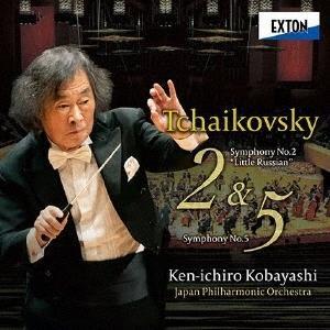 小林研一郎 チャイコフスキー:交響曲 第2番「小ロシア」&第5番 CD タワーレコード PayPayモール店
