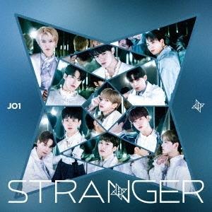 JO1 STRANGER<通常盤> 12cmCD Singleの画像