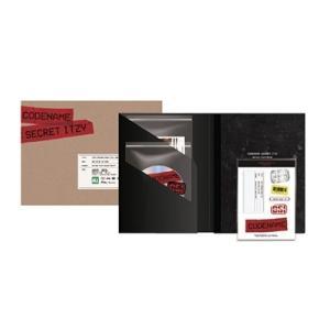 ITZY CODENAME : SECRET ITZY BEHIND DVD PHOTOBOOK PACKAGE [BOOK+DVD] Bookの画像
