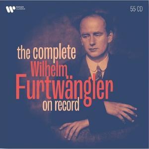 ヴィルヘルム・フルトヴェングラー フルトヴェングラー正規レコード用録音集大成<限定盤> CD ※特典...