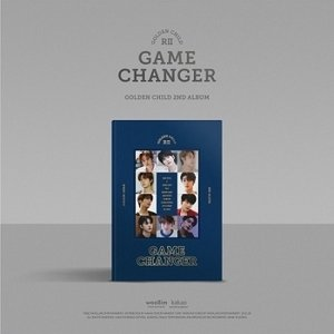 Golden Child Game Changer: Golden Child Vol. 2 (C Ver.) CD ※特典ありの画像