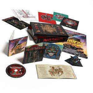 Iron Maiden Senjutsu (Super Deluxe Box Set) [2CD+Blu-ray Disc] CDの画像