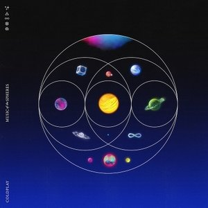 Coldplay Music Of The Spheres CD