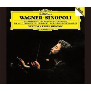 ジュゼッペ・シノーポリ シノーポリ/ニューヨーク・フィル名演集<タワーレコード限定> CD