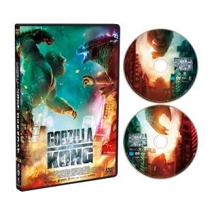 ゴジラvsコング DVDの画像