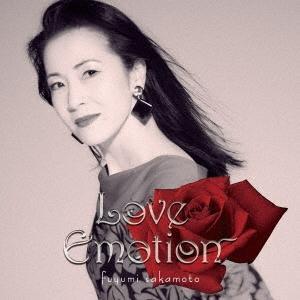 坂本冬美 Love Emotion<初回仕様盤> CD